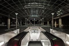 Dortmund, U-Bahn Westfalenhalle 1
