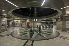 Dortmund, U-Bahn Westfalenhalle 2