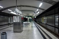 Dortmund, U-Bahn Westfalenhalle 3