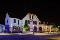 Moers, Bahnhof