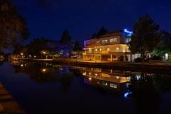 Mülheim, Wasserbahnhof 1