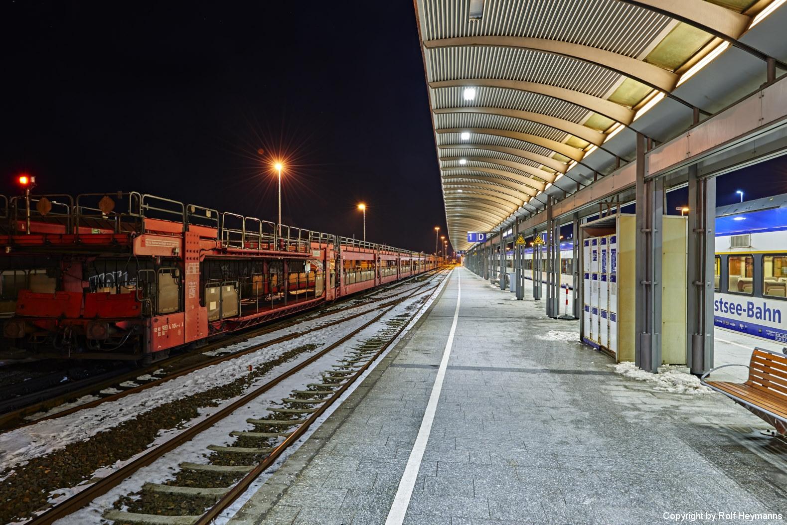 Westerland, Bahnsteig 3