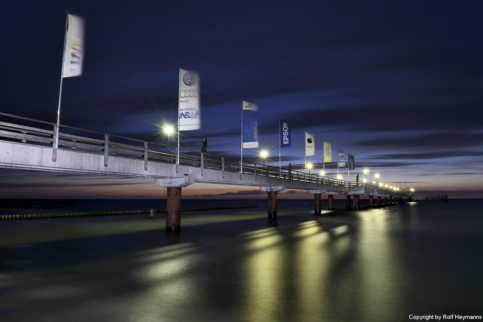 Zingst, Seebrücke