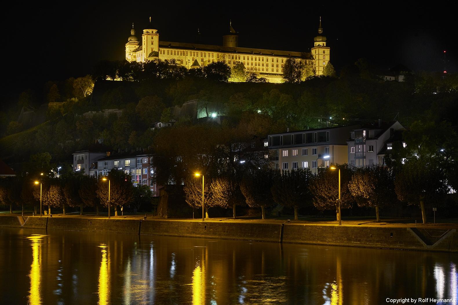 Würzburg, Festung Marienberg #1