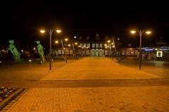 Westerland, Bahnhofsvorplatz