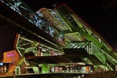 Wuppertal, Schwebebahn-Station Kluse 2