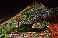 Wuppertal, Schwebebahn-Station Kluse 3