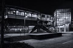 WuppertaL, Schwebebahn-Station Oberbarmen 2